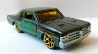 '64 Plymouth GTO HW ColorShifters