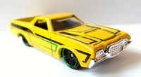 '72 Ford Ranchero/HW ok