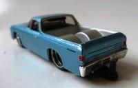 "'67 Chevy ElCamino/Maisto ""Elite Transport"""