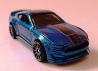 Ford Mustang Shelby GT350R HW