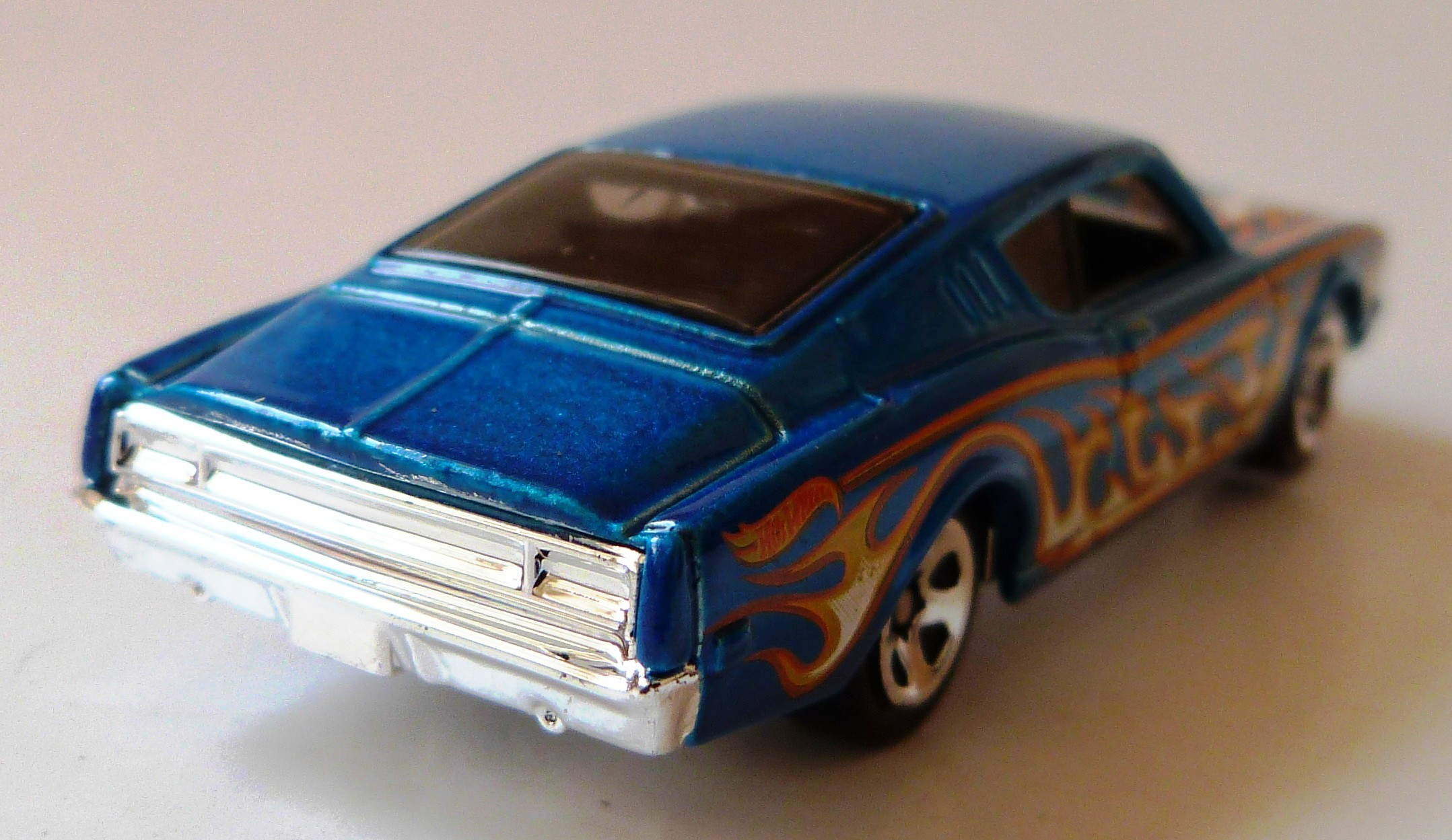 '69 Mercury Cyclone/HW ok