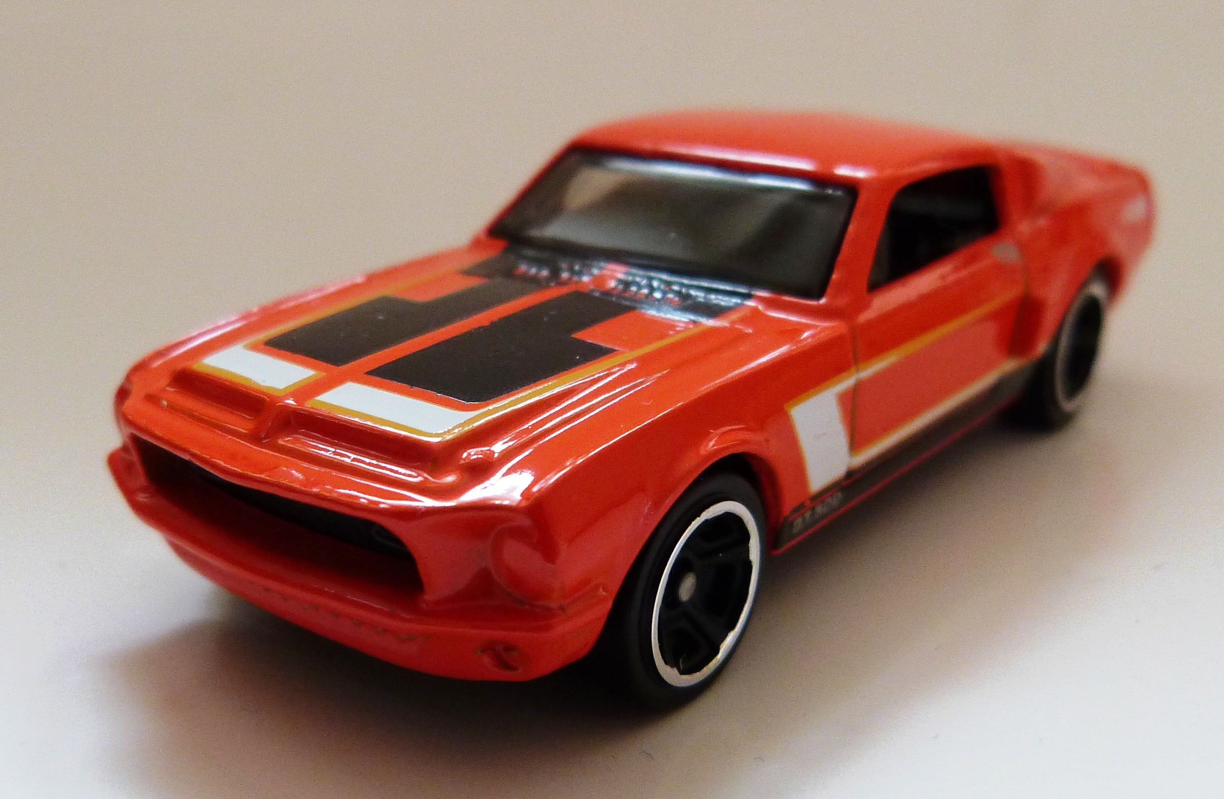 '68 Ford Mustang Shelby GT500/HW ok