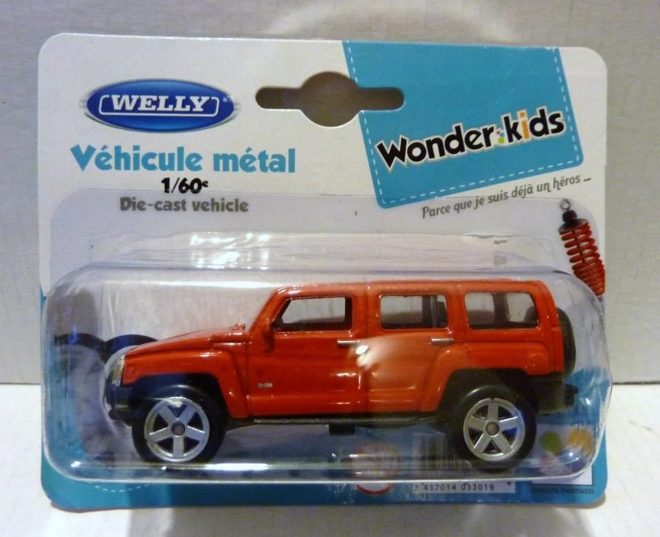 Hummer/Welly
