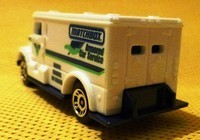 IH Armored Truck MBX