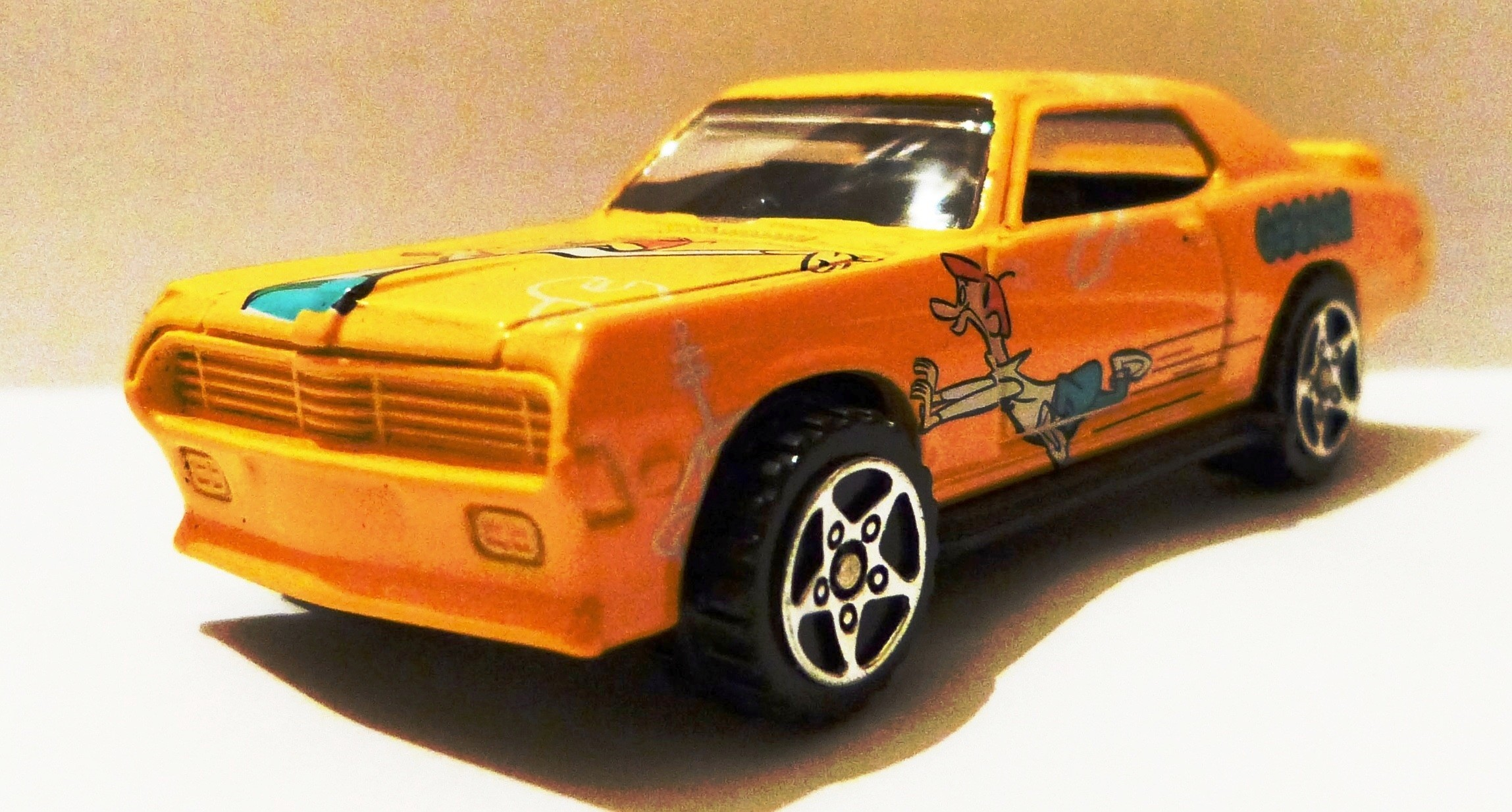 Mercury Cougar Eliminator/RC