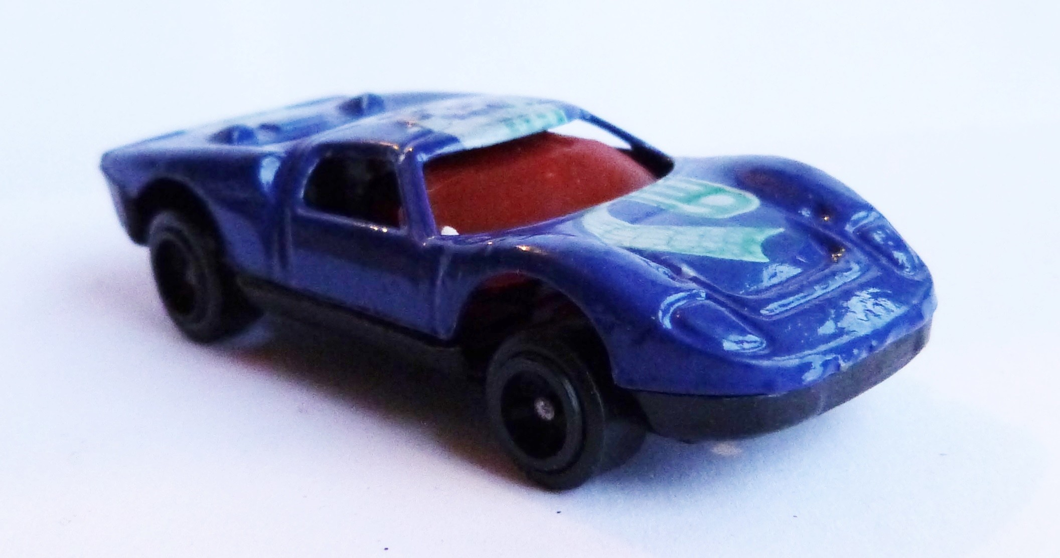 Ford GT40 Summer