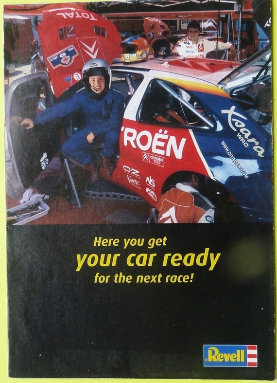 Revell - Your car ready