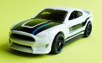 Ford Mustang GT350R/HW ok