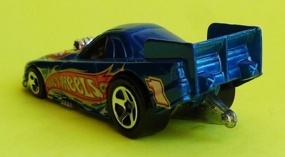 Ford Mustang Funny Car/HW