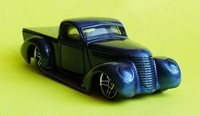 "'39 GMC ""Super Smooth""/HW ok"
