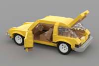 Pacer Lego