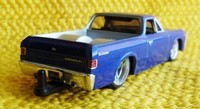 "'67 Chevy ElCamino/Maisto ""Elite Transport"" ok"