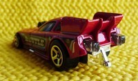 '10 Ford Mustang FunnyCar/HW