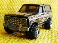 Ford Bronco/Hot Wheels ok