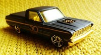 "'65 Ford Ranchero/HW ""50th"" ok"