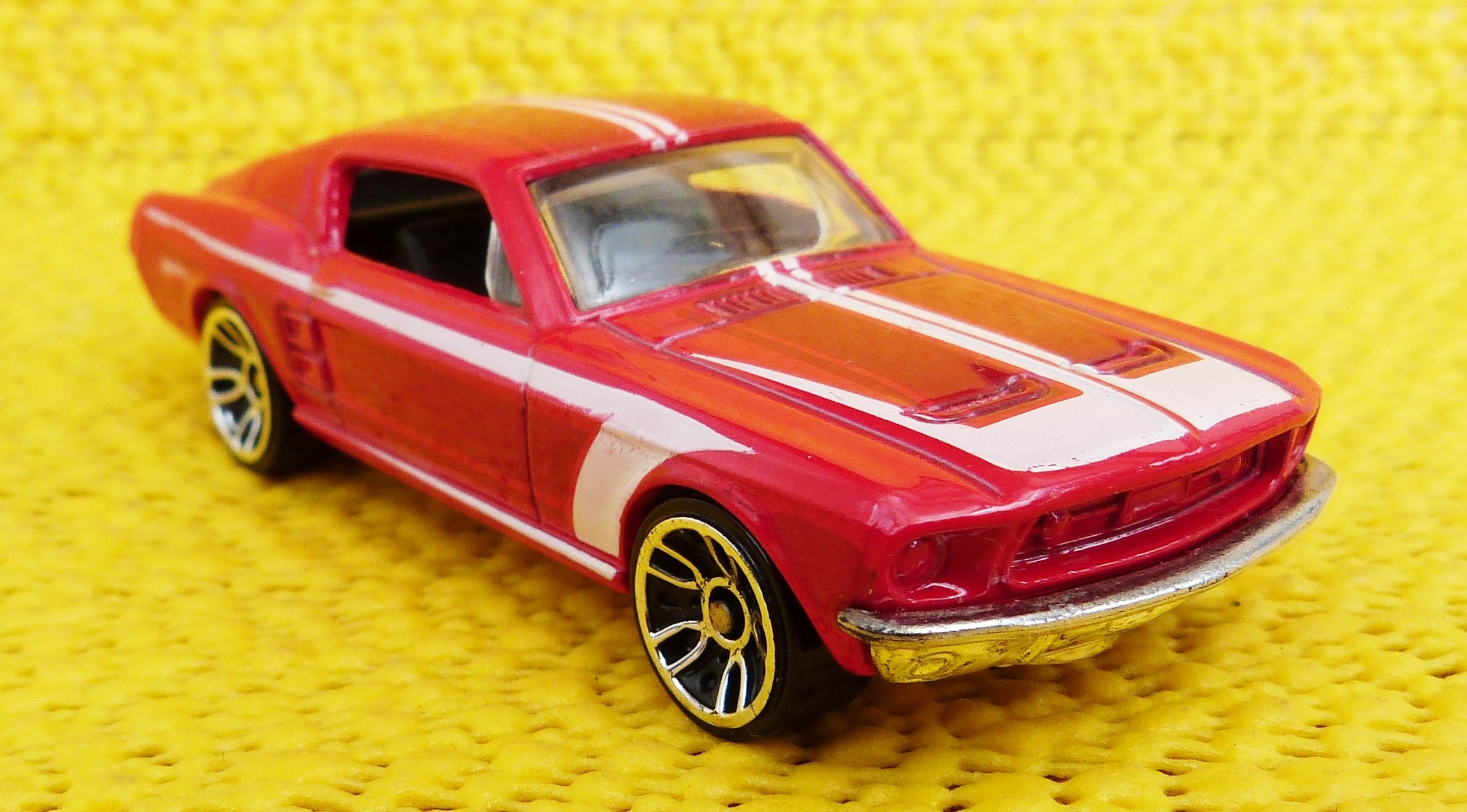 '67 Ford Mustang/HW