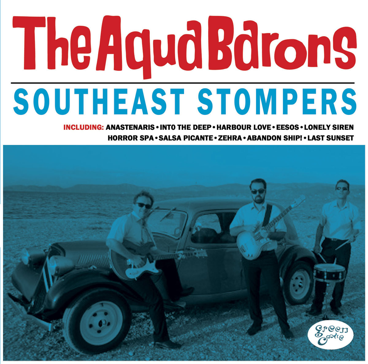 Aquabarons - Southern stompers (2)