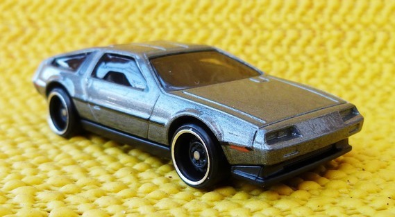 Delorean DMC 12/HW ok
