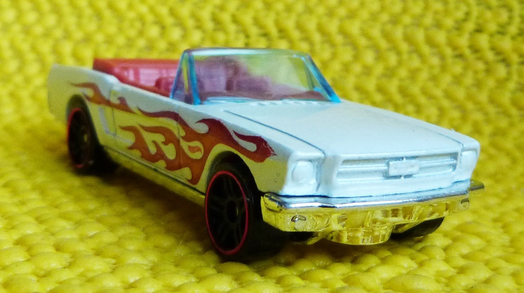 '65 Ford Mustang Convertible/HW ok