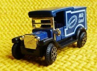 Ford T Delivery Van/Highspeed ok