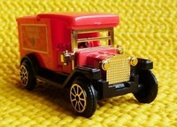 Ford T Delivery/Highspeed ok