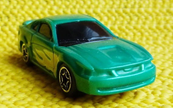 Ford Mustang/Lotte ok