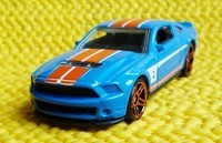 '10 Ford Mustang Shelby GT500/HW ok