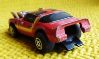 Pontiac Firebird/Ideal Toys ok