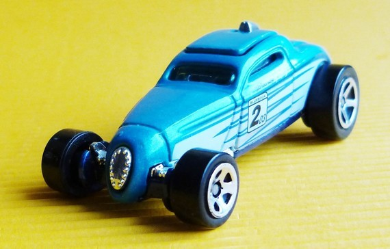 """'34 Ford Coupe """"SoooFast""""/HW ok"""