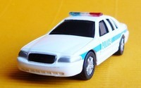 """Ford Crown Victoria/Maisto """"Real Gears"""" ok"""