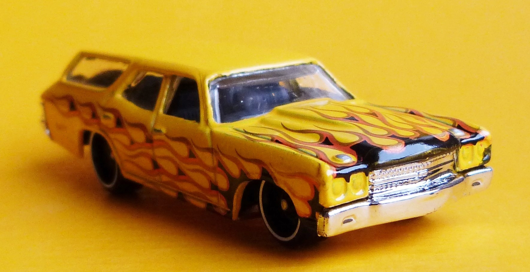 '70 Chevy Chevelle SS Wagon/HW ok