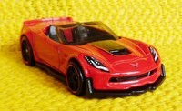 Chevy Corvette C7 06 Convertible/HW ok