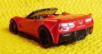 Chevy Corvette C7 Z06 Convertible/HW ok
