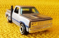 "'78 Dodge ""Lil' Red Express"" Truck/HW ok"