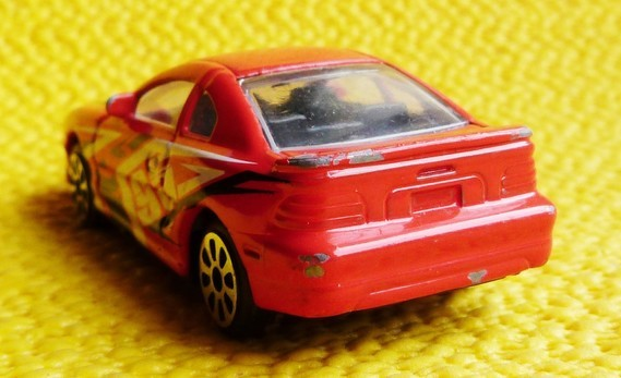 Ford Mustang/? ok