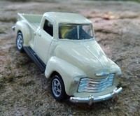 '53 Chevy 3100 PickUp/Welly ok