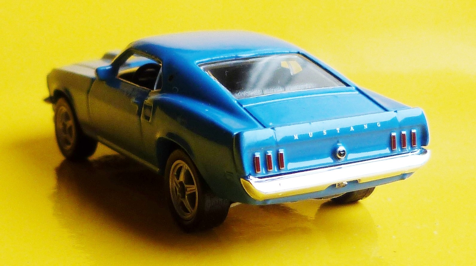 '69 Ford Mustang Boss 429/Welly ok
