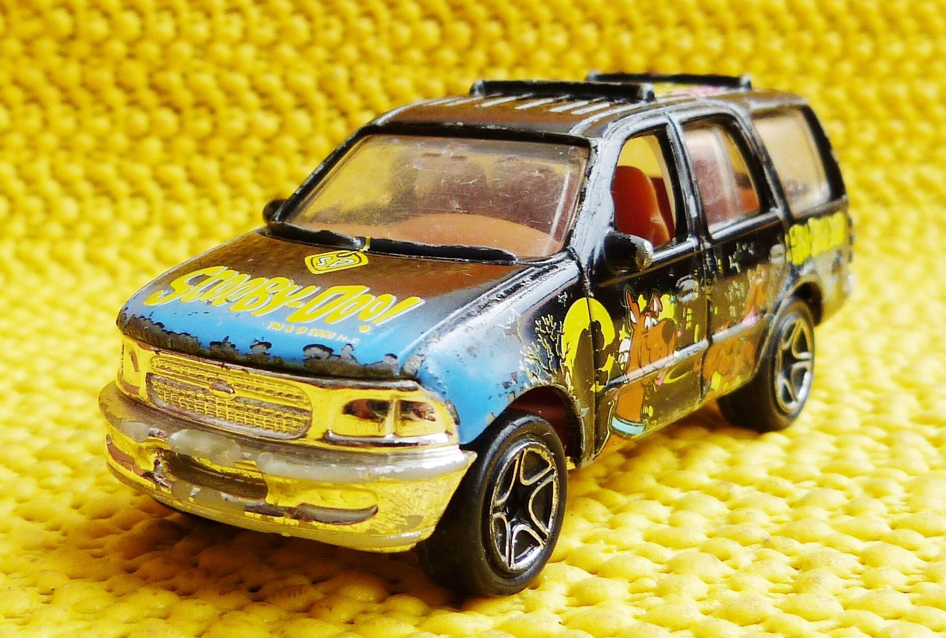Ford Expedition/MBX ok