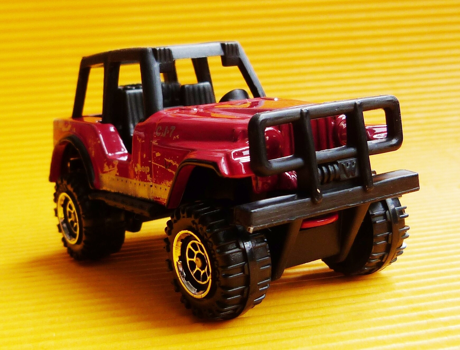 Jeep CJ7/MBX ok