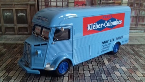Citroen Type H long