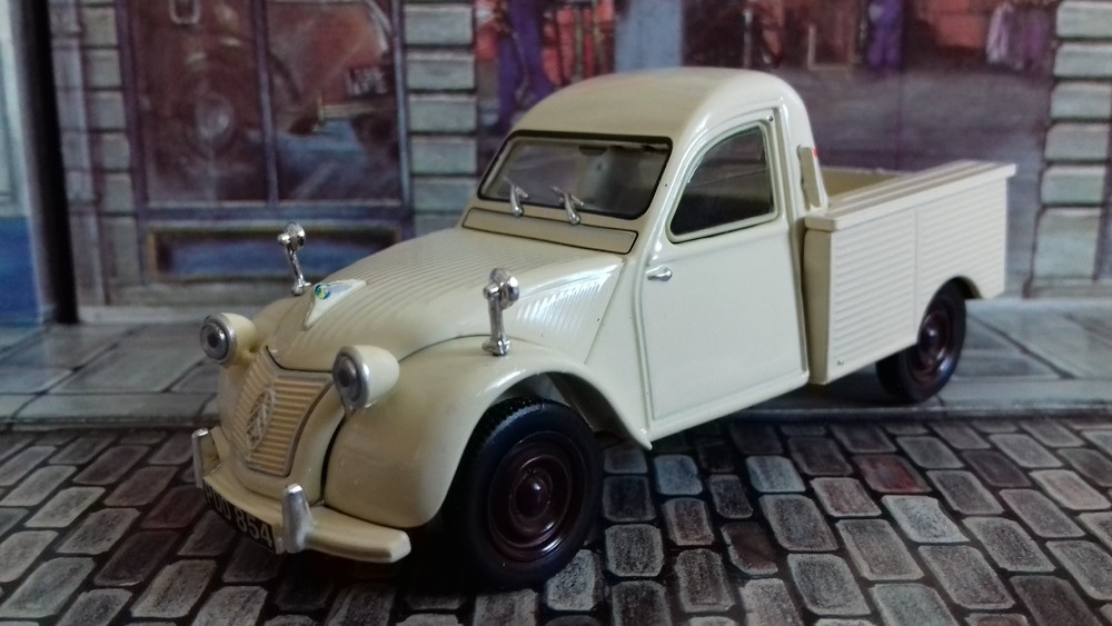 Citroen 2 CV pick up Slough