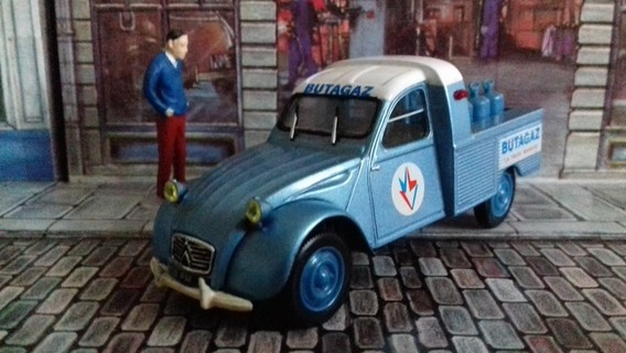 Citroen 2 CV pick-up