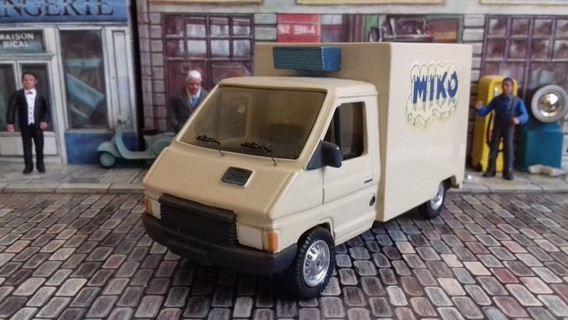 Renault Trafic isotherme