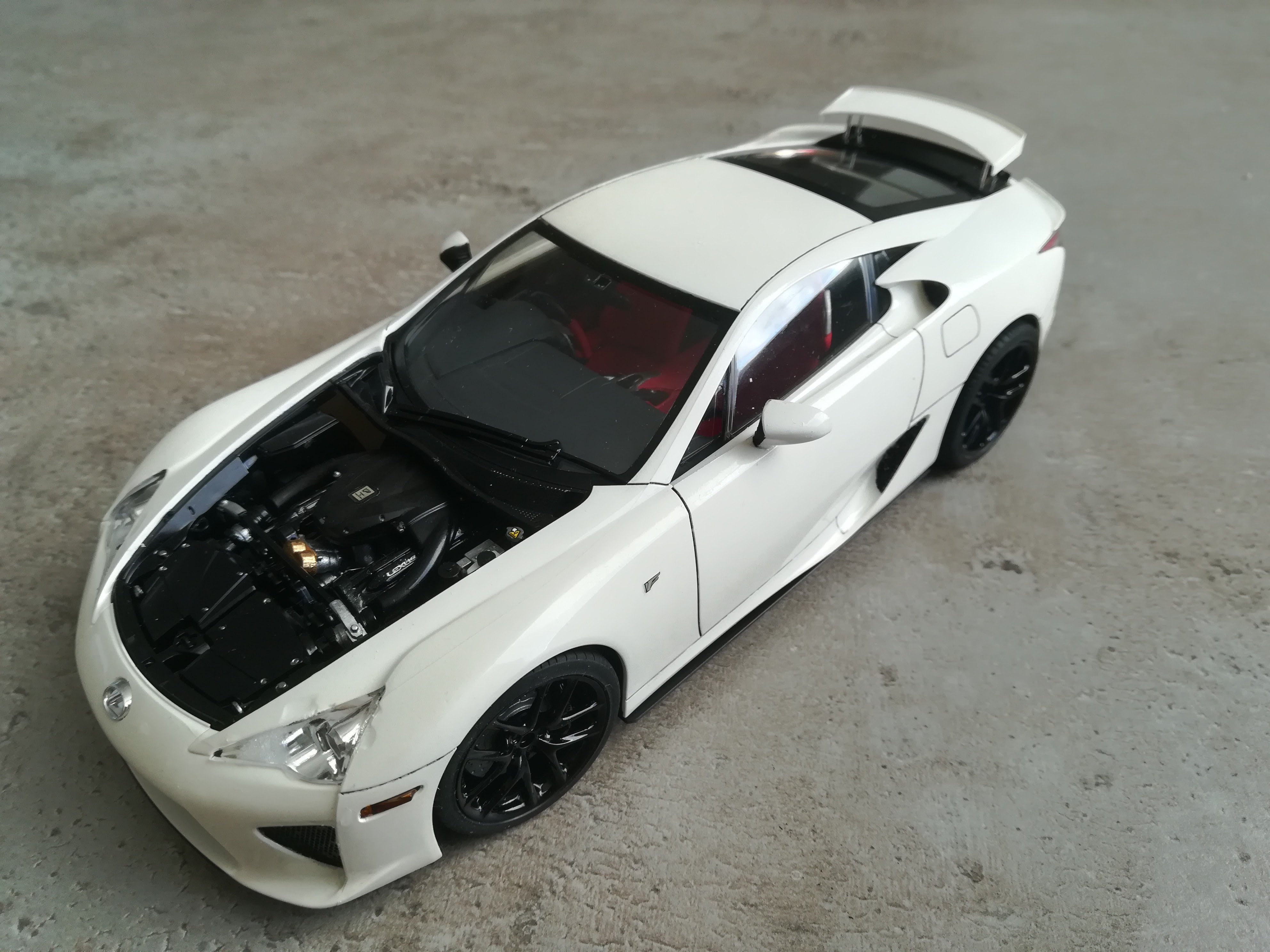 img 20171017 135149 1 tamiya lexus lfa au 1 24e david1324 photos club. Black Bedroom Furniture Sets. Home Design Ideas