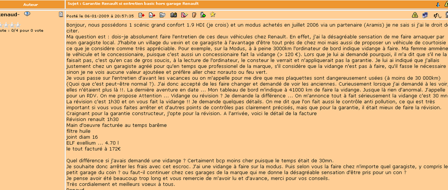 structure texte