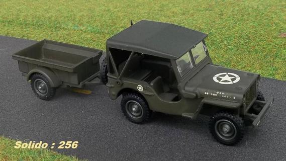 Willys US army