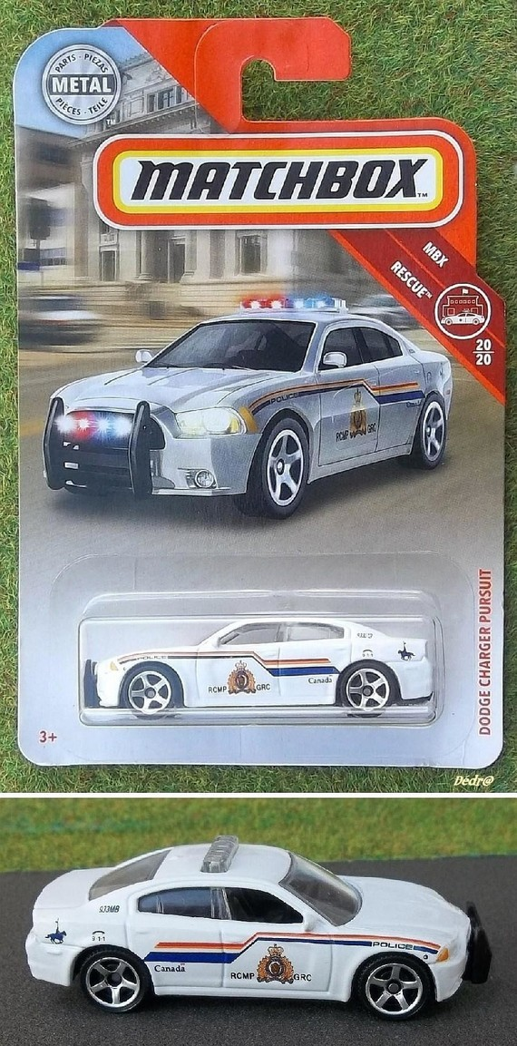 "Dodge Charger ""RCMP-GRC"""