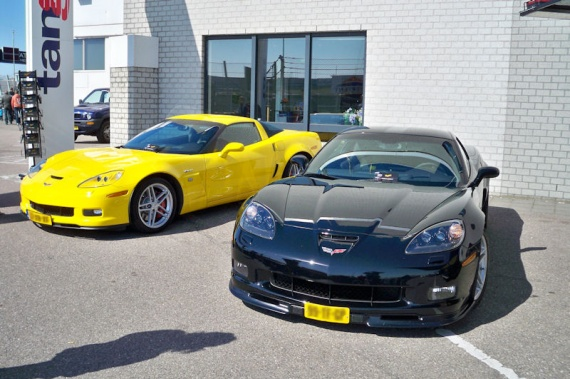 American Sunday Corvettes C6
