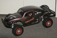 traxxas slash 4x4 baja bug 1