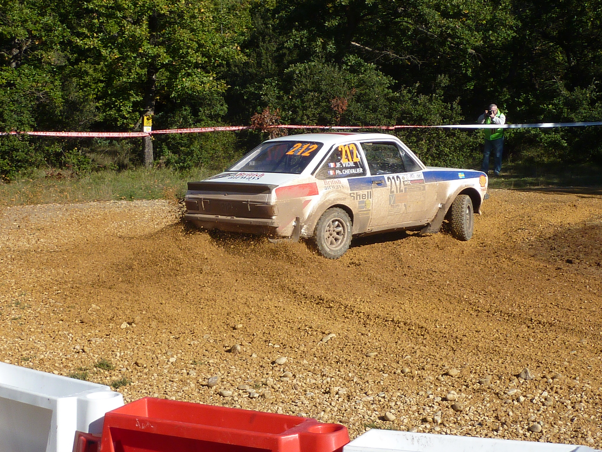 Ford escort mk1 mk2 1968 1980 topic officiel page for Garage ford vaucluse